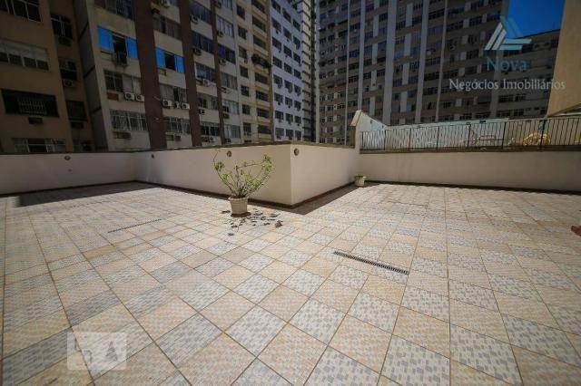Apartamento com 1 dormitório para alugar, 60 m² por R$ 2.100/mês - Icaraí - Niterói/RJ - Foto 14