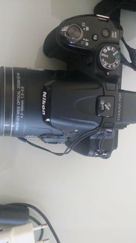 Câmera fotográfica semi profissional - Foto 4