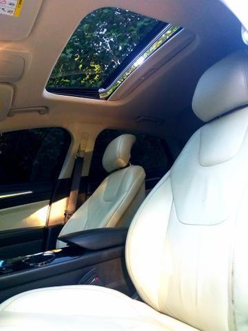 Ford Fusion Titanium awd 2015 2.0 Turbo (Pacote premium/interior caramelo) - Foto 6