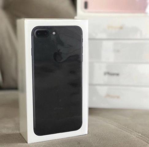 IPhone 7 Plus 32GB Preto, NOVO, Garantia de 1 Ano