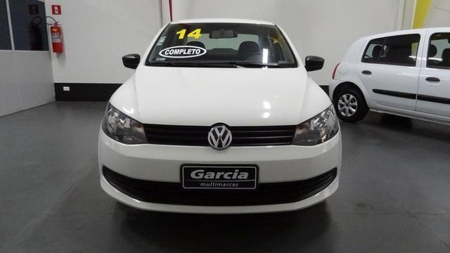 Volkswagen Voyage 1.0 (G6) Flex - Foto 2