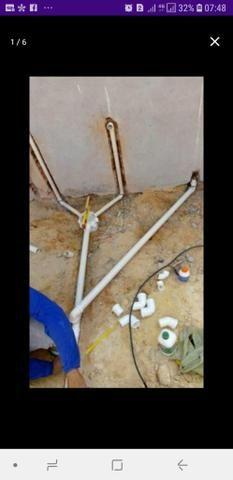 Bombeiro hidráulico em Teresina 24 horas - Foto 2