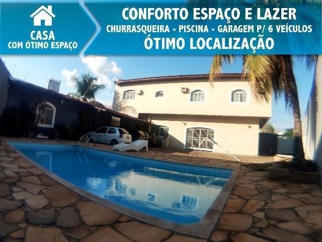 Ponto Comercial em Cuiabá Casa com Salas Comerciais - Sobrado - Foto 5