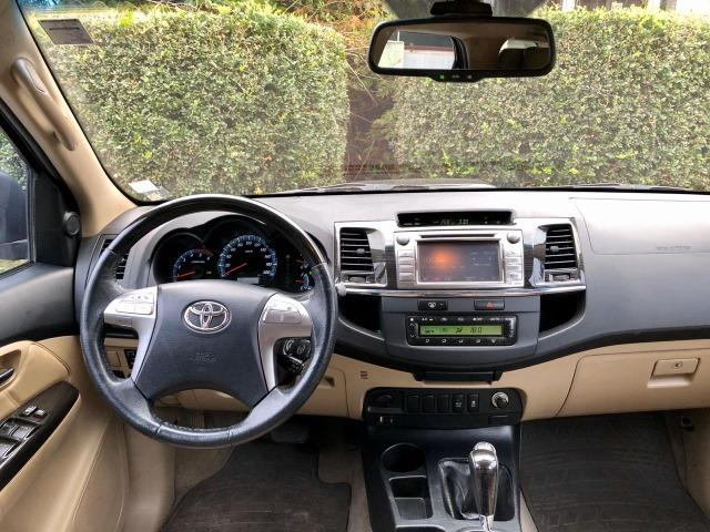 Hilux Sw4 3.0 Diesel Automatico 4x4 (7 Lugares) - 2014 - Foto 9