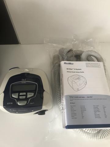CPAP aparelho respiratório do sono - Foto 5