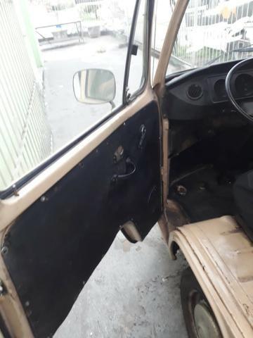Kombi Diesel Furgão - toda original - Foto 19