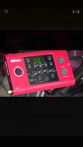Bateria Eletrônica Ddrum - Foto 4
