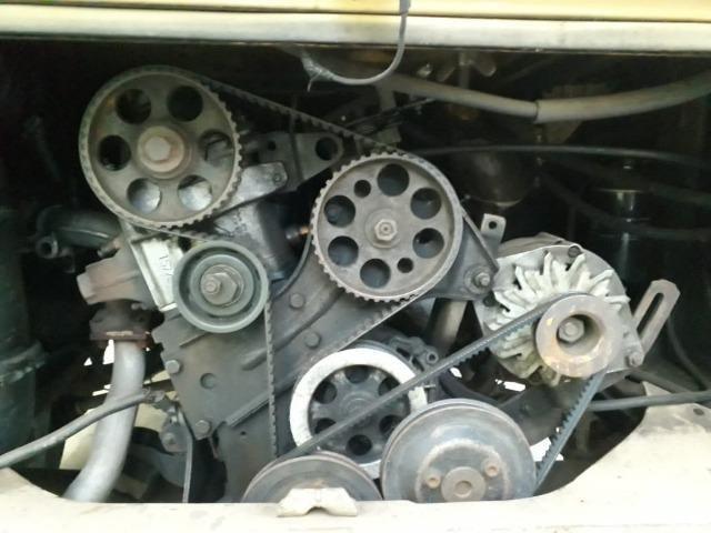 Kombi Diesel Furgão - toda original - Foto 5