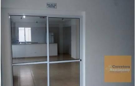 AP0927 - Apartamento com 2 dormitórios à venda, 59 m² por R$ 270.000 - Jardim das Indústri - Foto 11