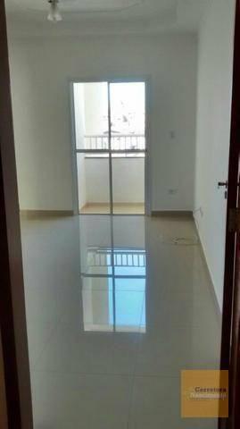 AP0648 - Apartamento com 3 dormitórios à venda, 70 m² por R$ 300.000 - Jardim das Indústri