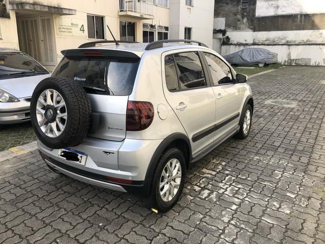 VW - Volkswagen CROSSFOX 1.6 Automático Muito Novo - Foto 6