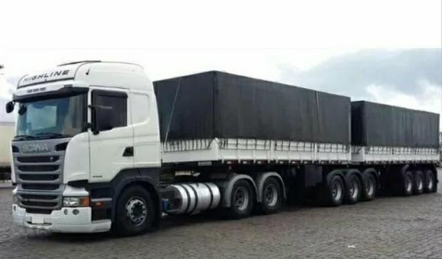 Scania R440 high/Stre E5 No Bitrem 9eixos - Foto 3