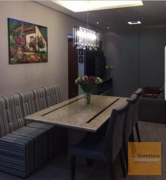 Óimo Apartamento á venda no Condomínio Serra Negra
