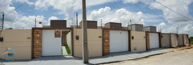 Casa com 2 dormitórios à venda, 85 m² por R$ 135.000 - Barrocão - Itaitinga/CE - Foto 2