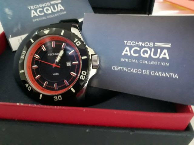 81e5504ca3c Relógio Technos Acqua - Bijouterias