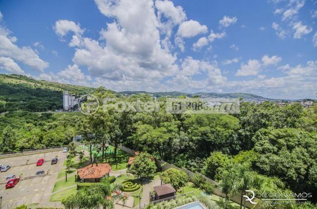 Apartamento à venda com 3 dormitórios em Jardim carvalho, Porto alegre cod:165339 - Foto 10