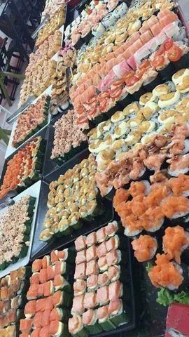 Rodízio de Sushi é no Nihon