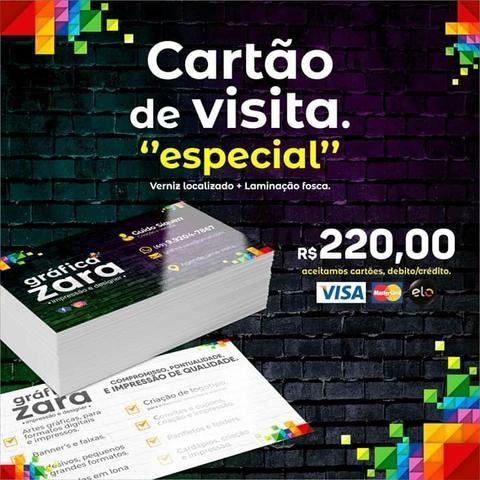 Cartão Especial!