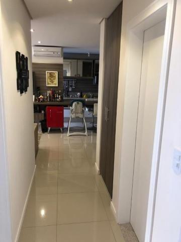 Apartamento com 2 dormitórios, 1 suíte, semi mobiliado. - Foto 14