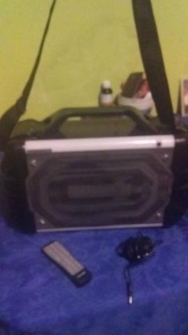 Vendo este radio de Bluetooth
