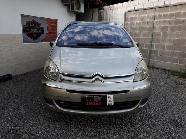 Xsara picasso 1.6 2008 flex carro muito novo * financiamos sem entrada - Foto 6