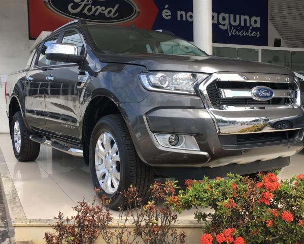 FORD RANGER 2018/2019 3.2 LIMITED 4X4 CD 20V DIESEL 4P AUTOMÁTICO