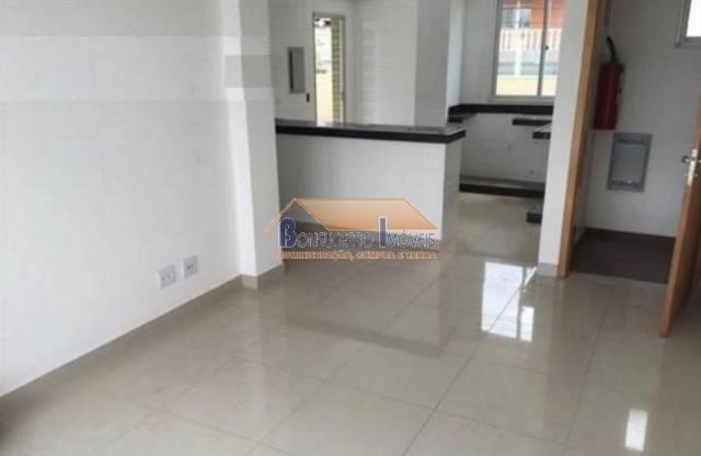 Apartamento à venda com 2 dormitórios em Santo andré, Belo horizonte cod:31358