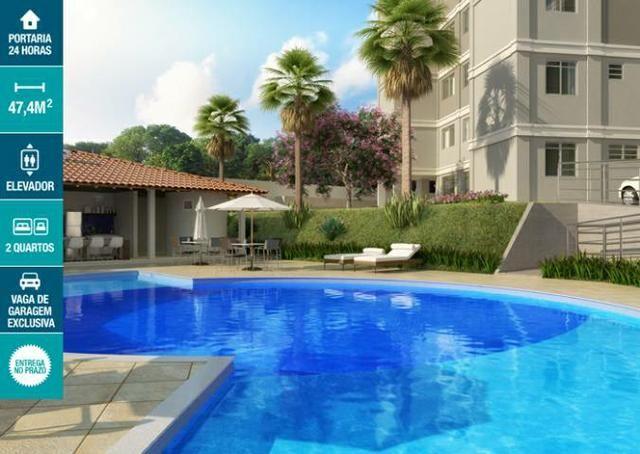 Apartamento no Iporanga Precon no 8 andar Carmem Kilesse - Foto 2