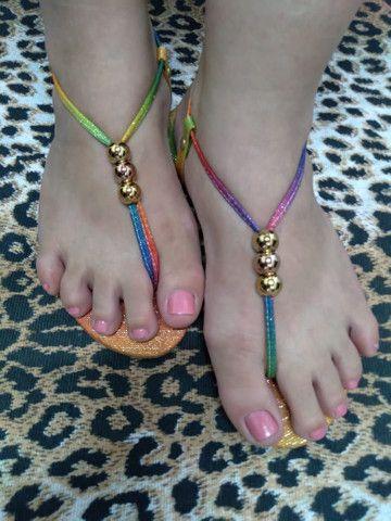 Sandálias e Rasteirinhas - Foto 2