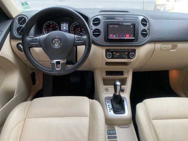 Tiguan 2012/2013 2.0 tsi 16v turbo gasolina 4p tiptronic - Foto 14