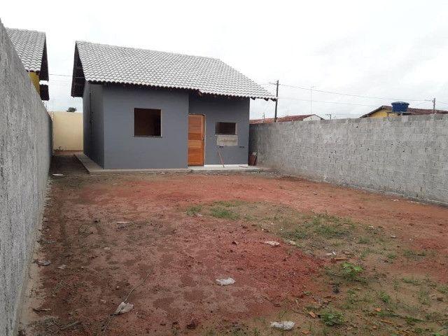 R$140.000 reais Financiamento de Casa no Novo Estrela em Castanhal 2 quartos com 1 suíte - Foto 6