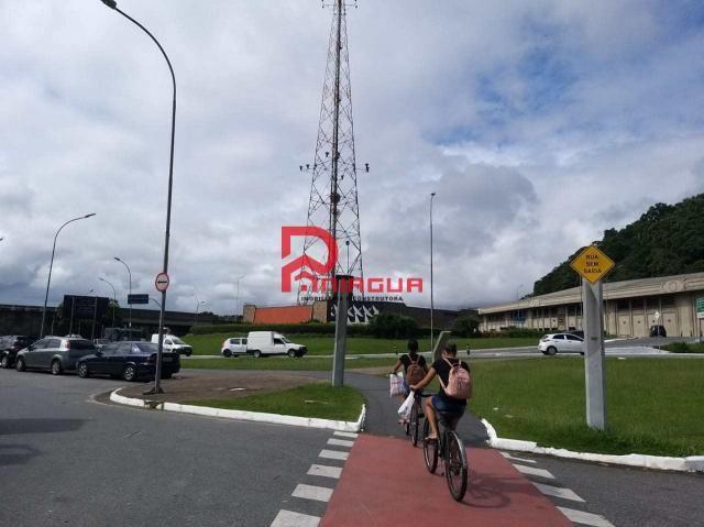 Apartamento à venda com 1 dormitórios em Boqueirão, Praia grande cod:1486 - Foto 10