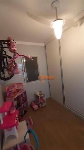 Apartamento com 3 dormitórios à venda, 93 m² por R$ 636.000,00 - Vila Augusta - Guarulhos/ - Foto 6