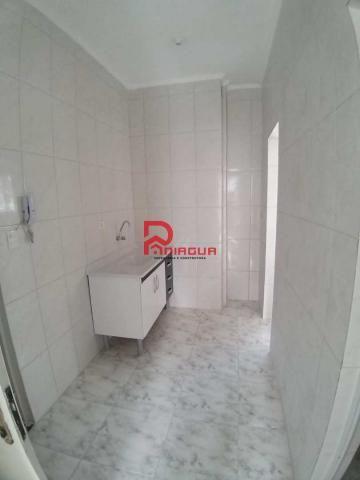 Apartamento à venda com 1 dormitórios em Boqueirão, Praia grande cod:1486 - Foto 19