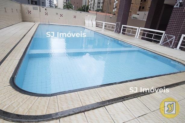 Apartamento para alugar com 4 dormitórios em Meireles, Fortaleza cod:31528 - Foto 2