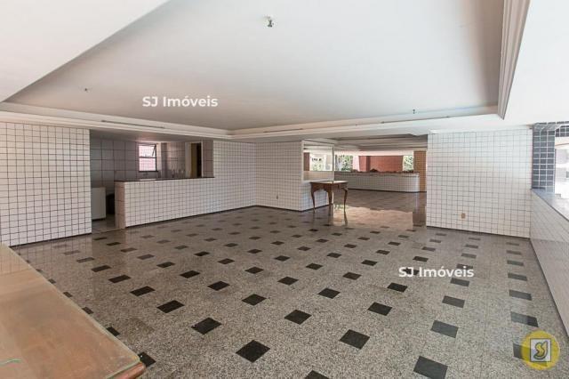 Apartamento para alugar com 4 dormitórios em Meireles, Fortaleza cod:31528 - Foto 3