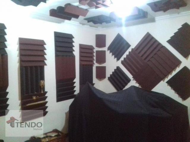Sobrado - venda - 4 dormitórios, - 3 suítes - aluguel por R$ 4.600/mês - Vila Marlene - Sã - Foto 14