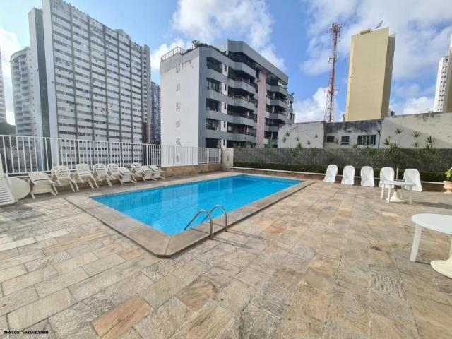 Apartamento para Locação em Salvador, Canela, 3 dormitórios, 1 suíte, 2 banheiros, 1 vaga - Foto 2