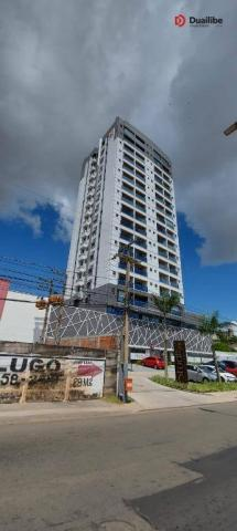 Apartamento no Studio Design Holandeses com 46,00m²- Calhau - São Luís/MA por R$ 2.200,00