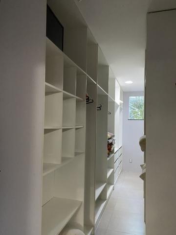 Locação casa mobiliada 4/4-condomínio - Foto 12
