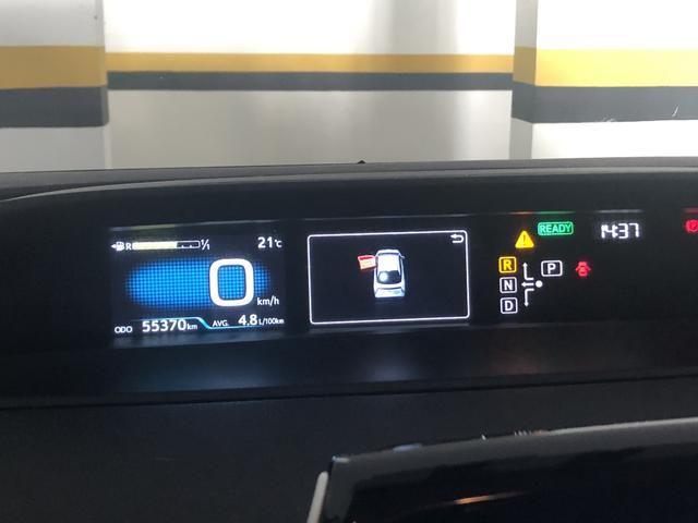 Toyota Prius NGA TOP Hybrid Híbrido, Elétrico, Gasolina, 2017 - Foto 19