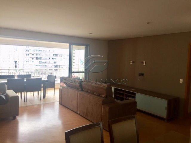 Apartamento com mobilia Área Útil 130m² 2 vagas de garagem Gleba Palhano - Foto 3