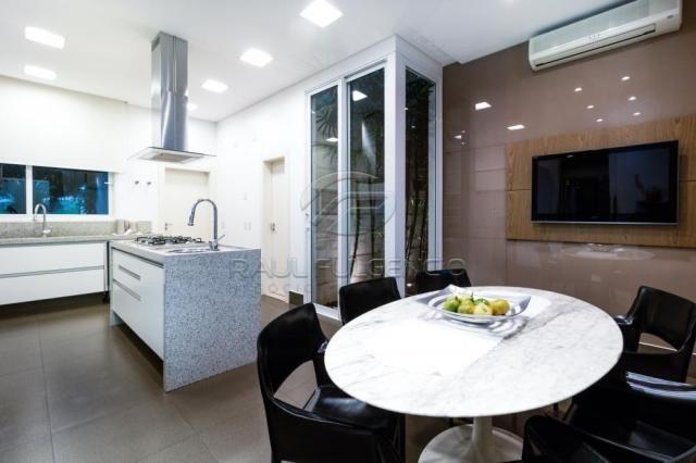 Casa à venda com 5 dormitórios em Vivendas do arvoredo, Londrina cod:V3677 - Foto 14