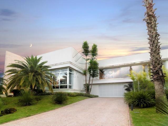 Casa à venda com 5 dormitórios em Vivendas do arvoredo, Londrina cod:V3677 - Foto 2