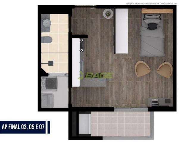 Apartamento com 1 dormitório à venda, 32 m² por R$ 199.000,00 - Centro - Pelotas/RS - Foto 6