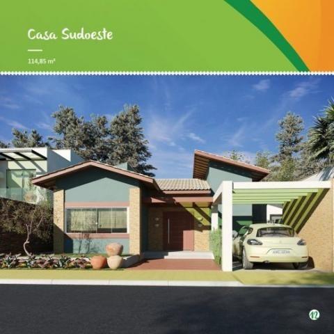 Casas em condomínio de alto padrão e infraestrutura. - Foto 5