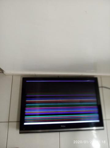 TV 32 para retirada de peças