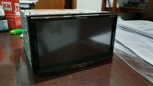Kit multimídia dvd Pioneer AVH X5780TV - Foto 5
