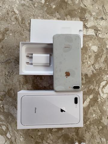 IPhone 8 Plus 64gb Prata 2 anos de garantia - Foto 4