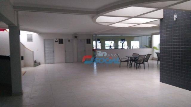 Apartamento mobiliado para locação, cond. porto velho residence service - aptº 1103 - noss - Foto 7